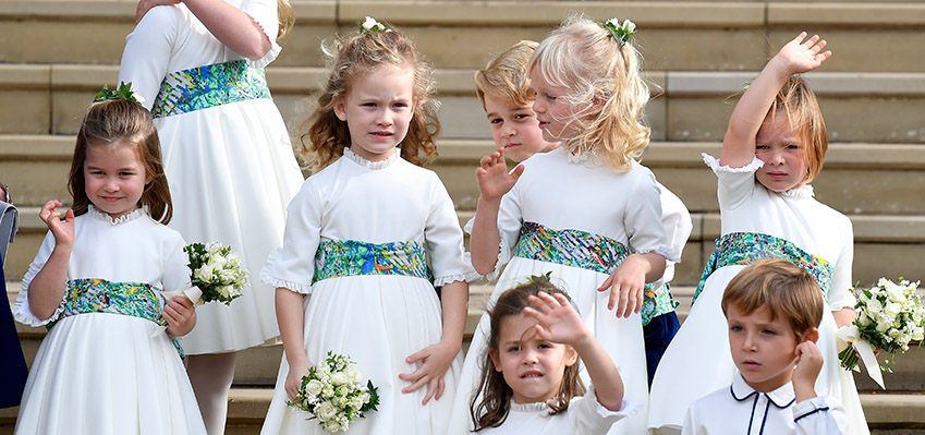 All of the Queen's Great-Grandchildren and Their Net Worth
