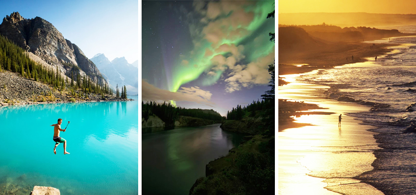 The 20 Most Beautiful Places in Canada