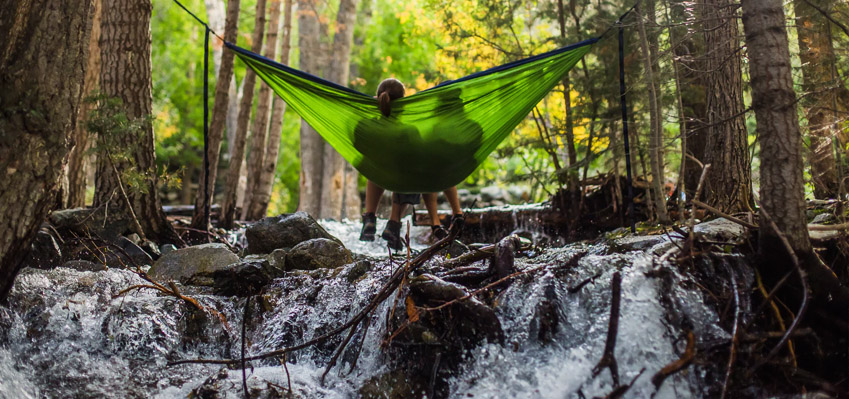 Amazing Canadian Camping Spots