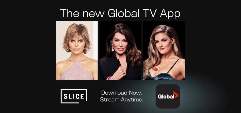 The new Global TV App
