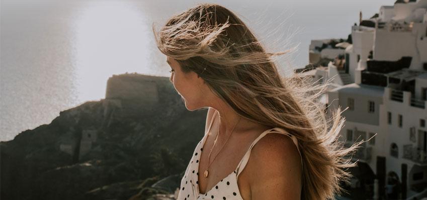 Escape to Santorini, Greece