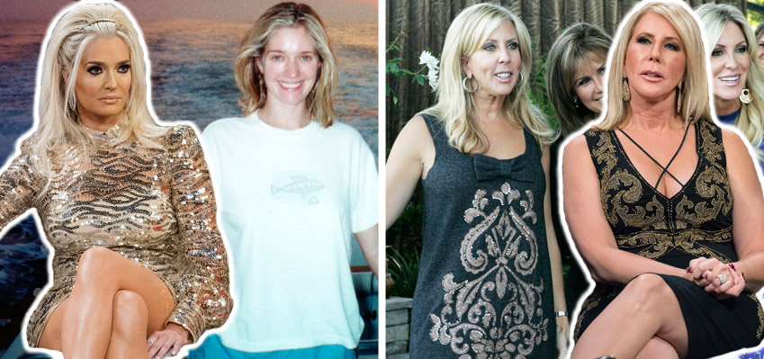 Which Housewives Have Transformed the Most?