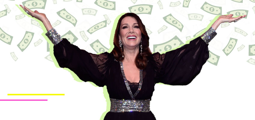 What is Lisa Vanderpump's Net Worth?