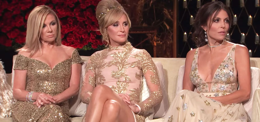 All of the RHONY Reunion Looks