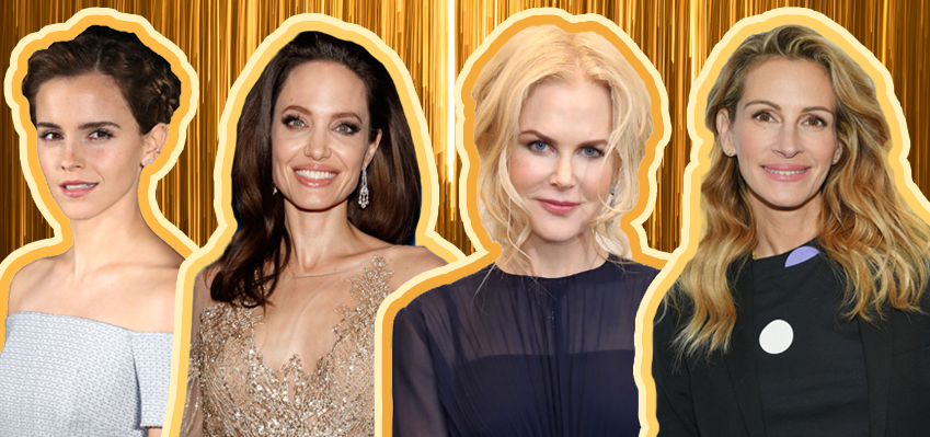 The Richest Actresses in Film