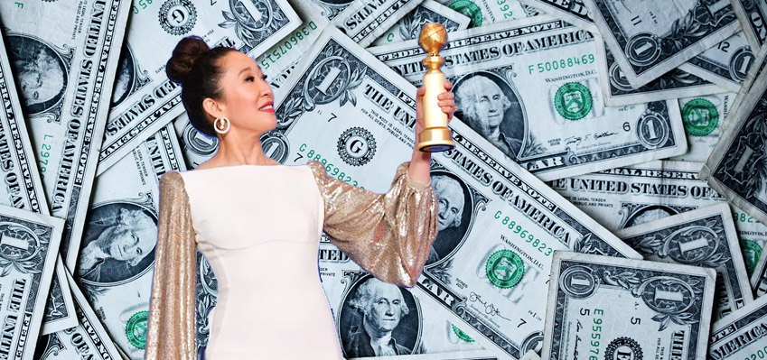 Richest Television Actresses in 2019
