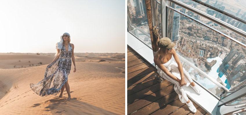 Treat Yourself to a Trip to Dubai