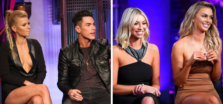 Vanderpump Rules Reunion Looks Through the Years