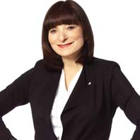 Jeanne Beker (As herself)