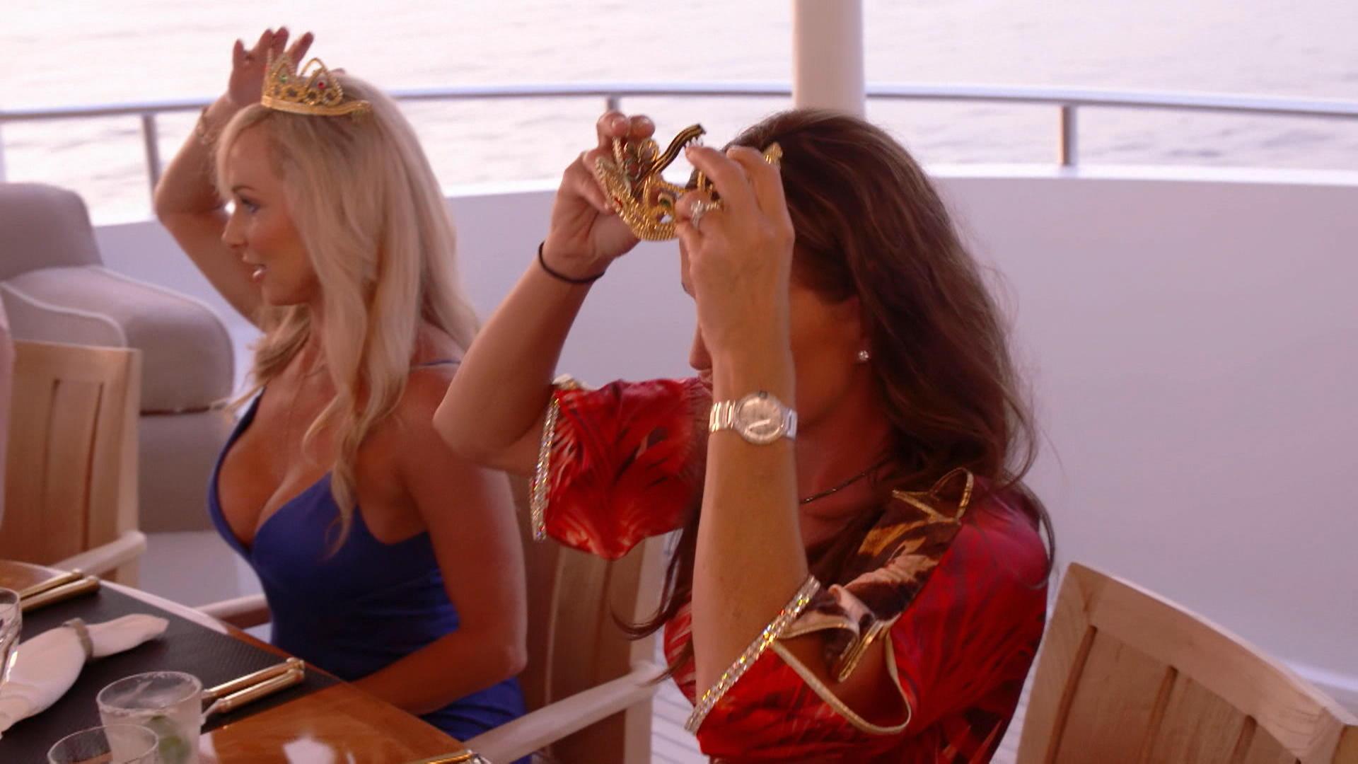 Below Deck: Mediterranean Video - Knot Today, Anchors