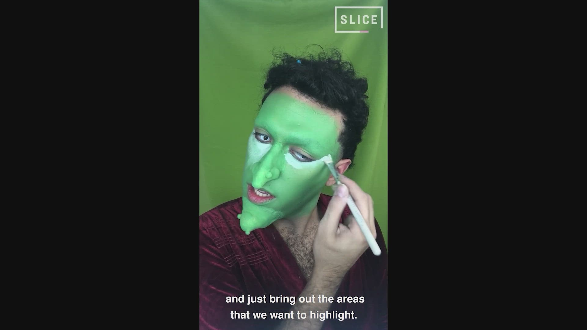 Wicked Witch Halloween Tutorial